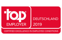 Avedo Hof GmbH Employer Badge